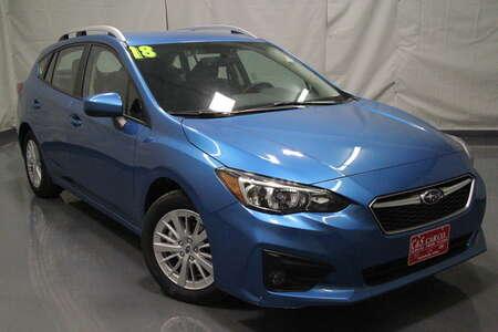 2018 Subaru Impreza 2.0i Premium w/Eyesight for Sale  - SB6258  - C & S Car Company