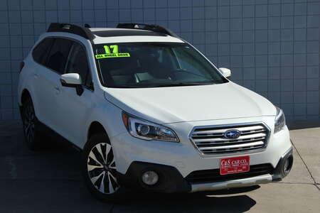 2017 Subaru Outback 2.5i Limited w/Eyesight for Sale  - SB6188A  - C & S Car Company