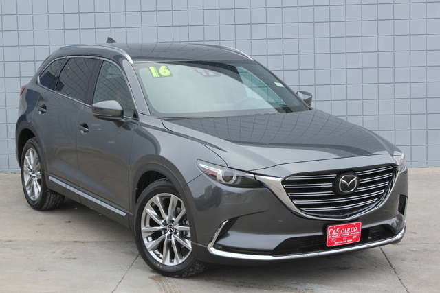 2016 mazda cx 9 signature awd stock ma2763 waterloo ia 50702. Black Bedroom Furniture Sets. Home Design Ideas
