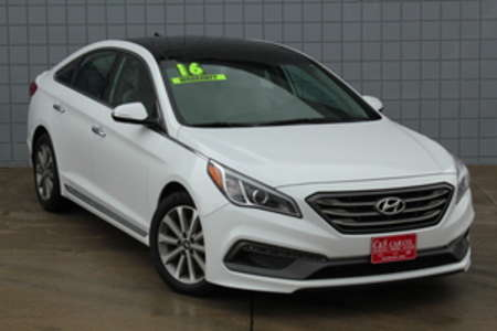 2016 Hyundai Sonata Limited for Sale  - SB5918A  - C & S Car Company