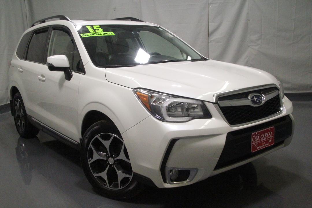 2015 Subaru Forester 2.0X
