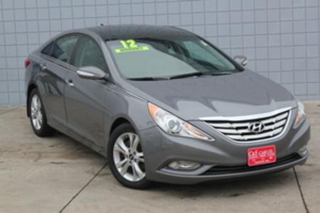 2012 Hyundai Sonata Limited for Sale  - HY7098B  - C & S Car Company