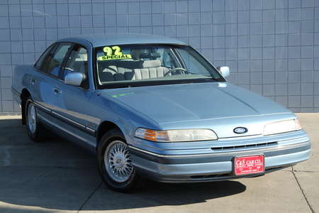 1992 Ford Crown Victoria  for Sale  - SB5710A  - C & S Car Company