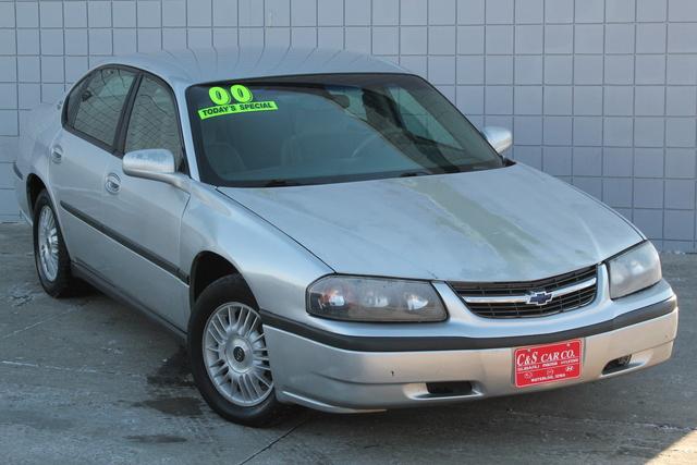 2000 Chevrolet Impala  - C & S Car Company