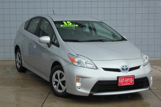2015 Toyota Prius  - C & S Car Company
