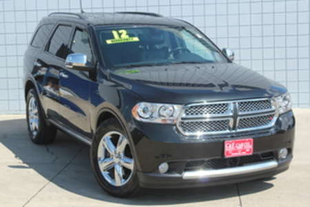 2012 Dodge Durango Citadel AWD for Sale  - HY7332A  - C & S Car Company