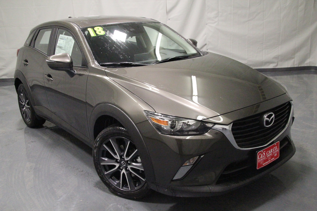 2018 Mazda CX-3 Touring AWD - Stock # MA3045 - Waterloo, IA