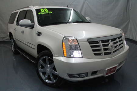 2008 Cadillac Escalade ESV AWD for Sale  - 14854  - C & S Car Company