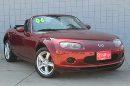 2006 Mazda MX-5 Miata Convertible for Sale  - 14642A  - C & S Car Company