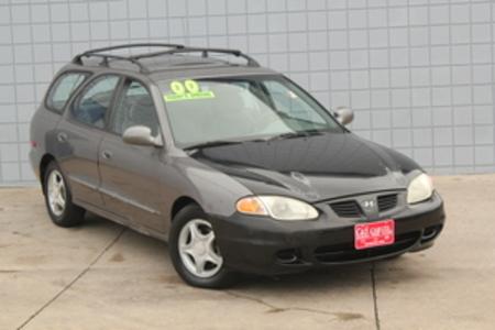 2000 Hyundai Elantra GLS Wagon for Sale  - SB5687A  - C & S Car Company