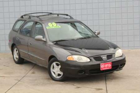 2000 Hyundai Elantra GLS Wagon for Sale  - SB5687A  - C & S Car Company