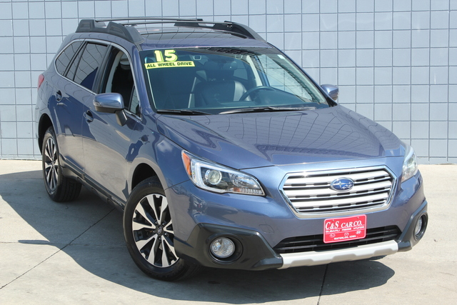 2015 subaru outback 3 6r limited w eyesight stock sb6000a waterloo ia 50702. Black Bedroom Furniture Sets. Home Design Ideas