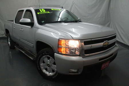 2010 Chevrolet Silverado 1500 LTZ Crew Cab 4WD for Sale  - 14735A  - C & S Car Company