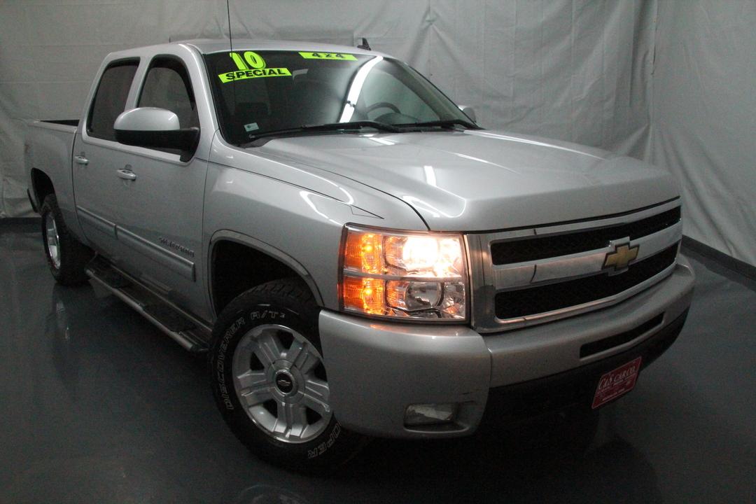 2010 Chevrolet Silverado 1500  - C & S Car Company