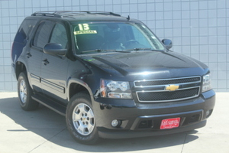 2013 Chevrolet Tahoe LT  4WD for Sale  - 14595  - C & S Car Company