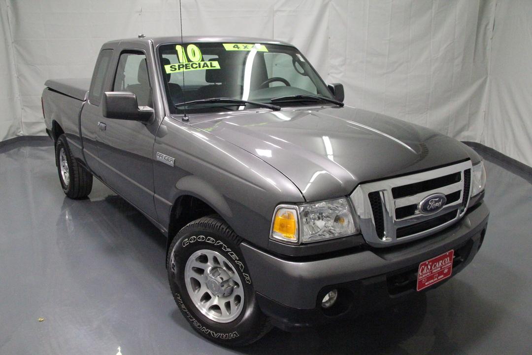 2010 Ford Ranger  - C & S Car Company