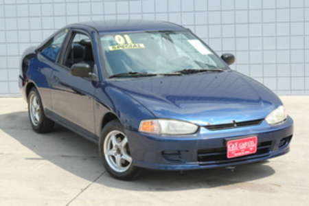 2001 Mitsubishi Mirage DE for Sale  - HY7274B  - C & S Car Company