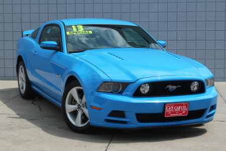 2013 Ford Mustang GT  Coupe for Sale  - 14594  - C & S Car Company