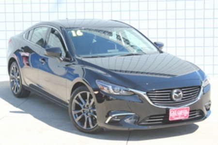 2016 Mazda Mazda6 i Grand Touring for Sale  - 14268  - C & S Car Company