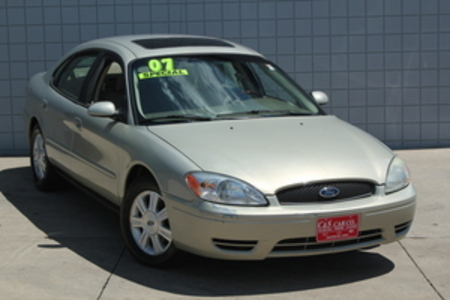 2007 Ford Taurus SEL for Sale  - HY7014C  - C & S Car Company