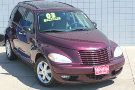 2003 Chrysler PT Cruiser Limited for Sale  - HY7078B  - C & S Car Company