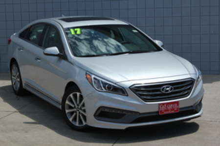 2017 Hyundai Sonata Limited for Sale  - HY7343  - C & S Car Company