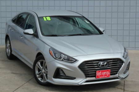 2018 Hyundai Sonata SEL for Sale  - HY7374  - C & S Car Company
