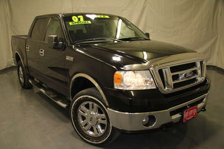 2007 Ford F-150 XLT Supercrew 4WD for Sale  - 14731A  - C & S Car Company