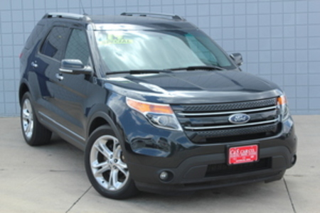 2014 Ford Explorer Limited 4WD for Sale  - 14596  - C & S Car Company