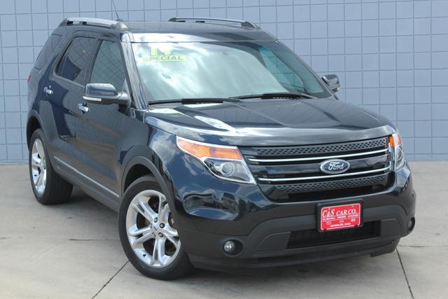2014 Ford Explorer  - C & S Car Company