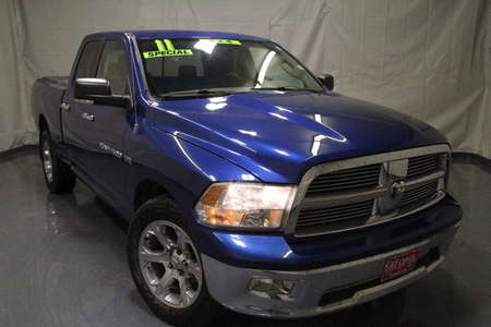 2011 Ram 1500 SLT  Quad Cab 4WD for Sale  - 14613A  - C & S Car Company