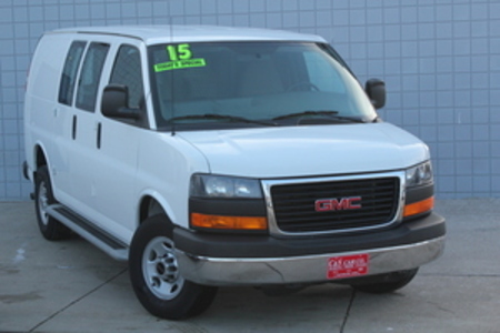 2015 GMC Savana Cargo Van 2500 for Sale  - 14442  - C & S Car Company