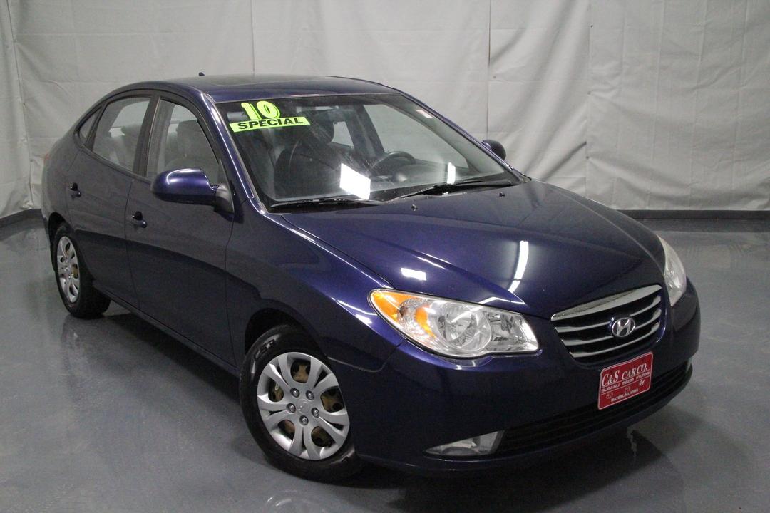 2010 Hyundai Elantra  - C & S Car Company