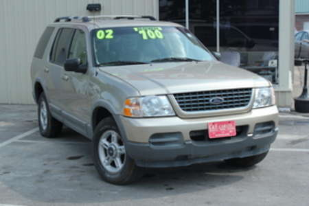 2002 Ford Explorer XLT  4WD for Sale  - R14193  - C & S Car Company