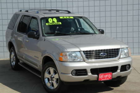 2004 Ford Explorer Limited  4WD for Sale  - HY7151A2  - C & S Car Company