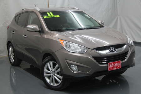 2011 Hyundai Tucson Limited FWD for Sale  - HY7497A  - C & S Car Company