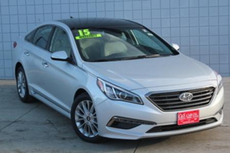 2015 Hyundai Sonata Limited for Sale  - 14396A  - C & S Car Company