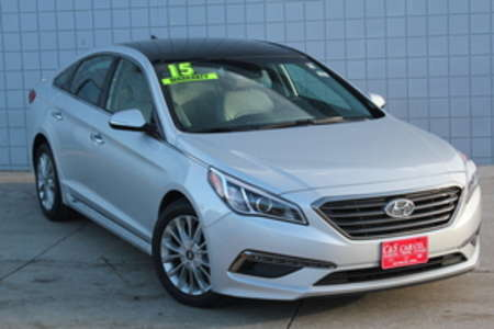 2015 Hyundai Sonata Limited for Sale  - 14396A  - C & S Car Company