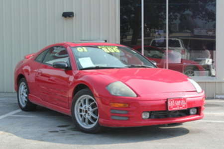 2001 Mitsubishi Eclipse GT Coupe for Sale  - R14602  - C & S Car Company