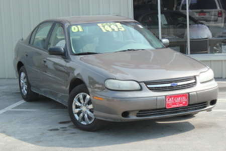 2001 Chevrolet Malibu LS for Sale  - R14565  - C & S Car Company