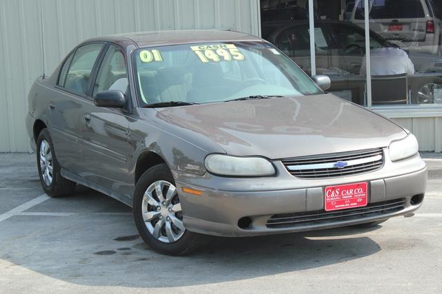 2001 Chevrolet Malibu  - C & S Car Company