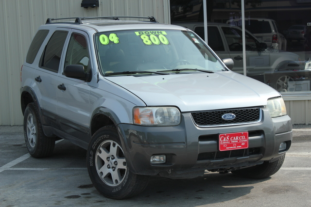 2004 Ford Escape  - C & S Car Company