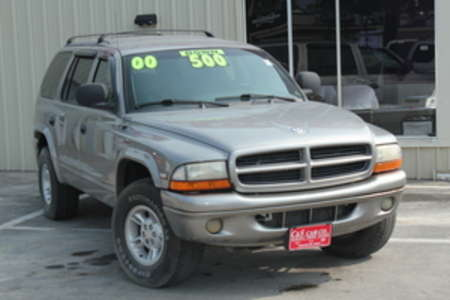 2000 Dodge Durango SLT  4WD for Sale  - R13733B  - C & S Car Company