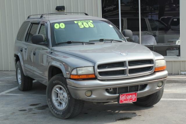 2000 Dodge Durango  - C & S Car Company