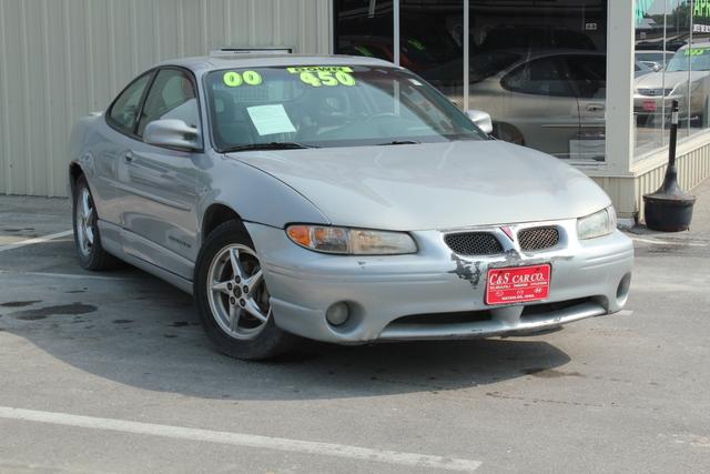 2000 Pontiac Grand Prix  - C & S Car Company