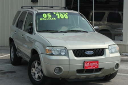 2005 Ford Escape Limited 4WD for Sale  - HY7320A  - C & S Car Company
