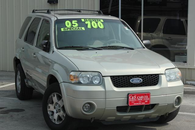 2005 Ford Escape  - C & S Car Company