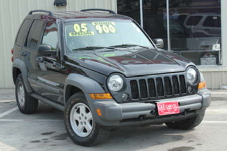 2005 Jeep Liberty 4WD for Sale  - 13770C  - C & S Car Company