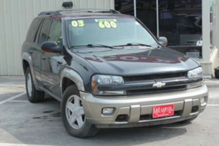 2003 Chevrolet TrailBlazer LTZ  4WD for Sale  - R14296  - C & S Car Company
