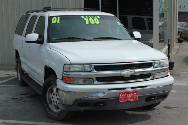 2001 Chevrolet Suburban  - C & S Car Company